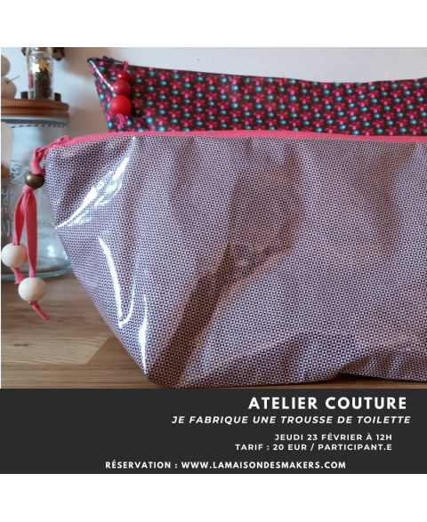 Atelier Couture : Coudre...