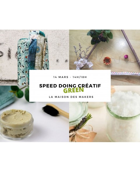 Speed-Doing créatif -...