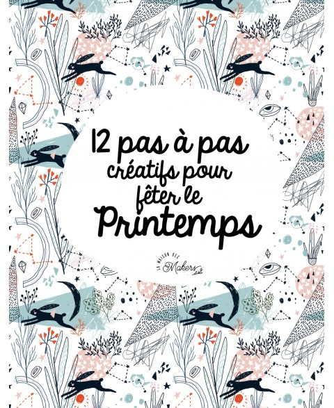 Ebook Printemps Pâques Maison des Makers