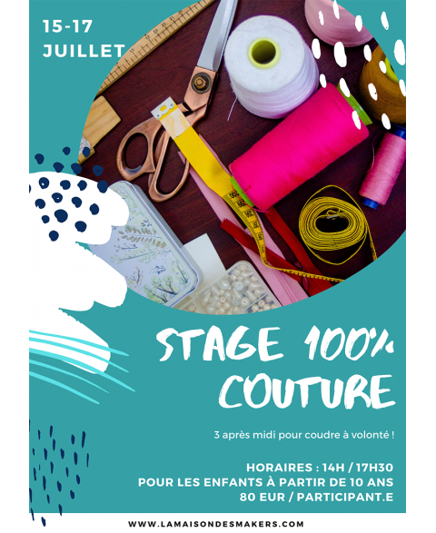 Stage 100% couture - A...