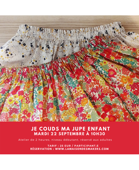 Je Couds ma Jupe (taille...