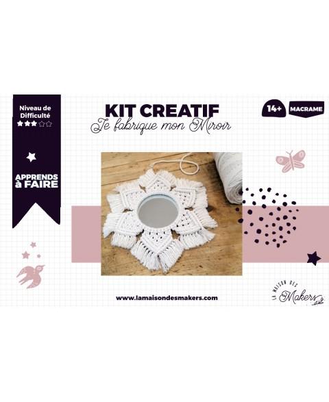 Kit créatif : Je Fabrique...