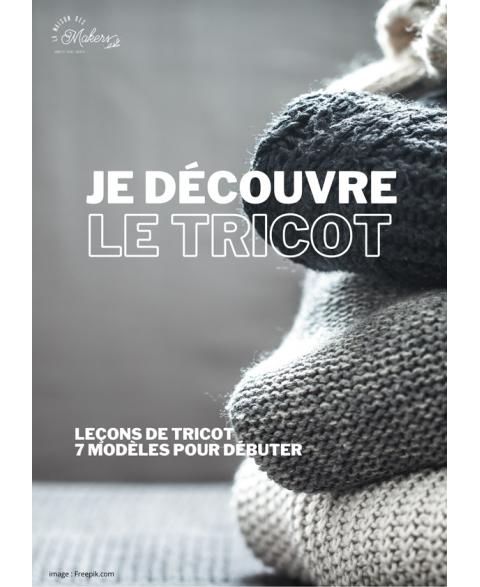 Ebook : Je découvre le tricot