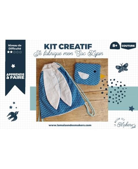 Kit DIY : Je Couds mon Sac...