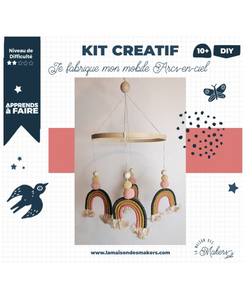 Kit DIY : Je fabrique mon...