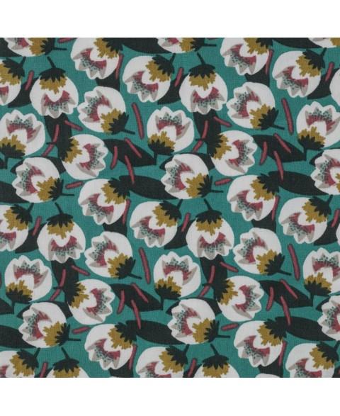 Tissu coton Coloris...