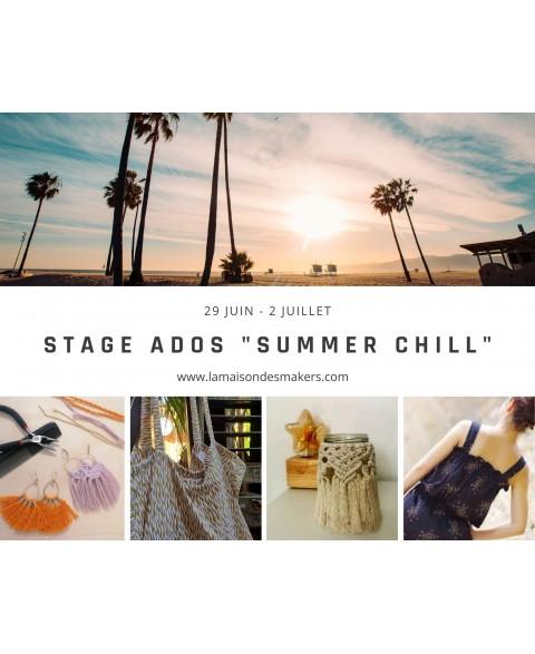 """Stage Vacances ADOS """"..."""