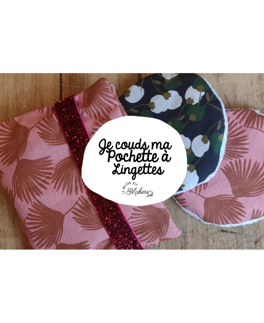 Kit Couture - Pochette à lingettes