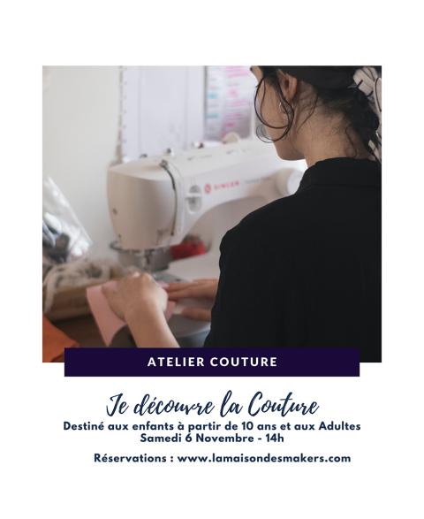 Cours de Couture Montpellier