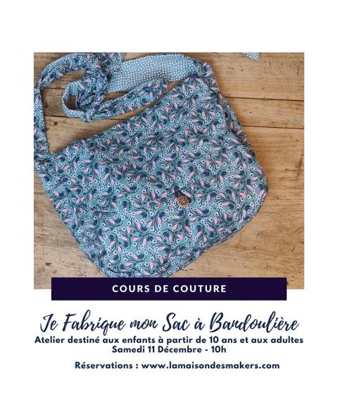 Cours de Couture : Mon Sac...