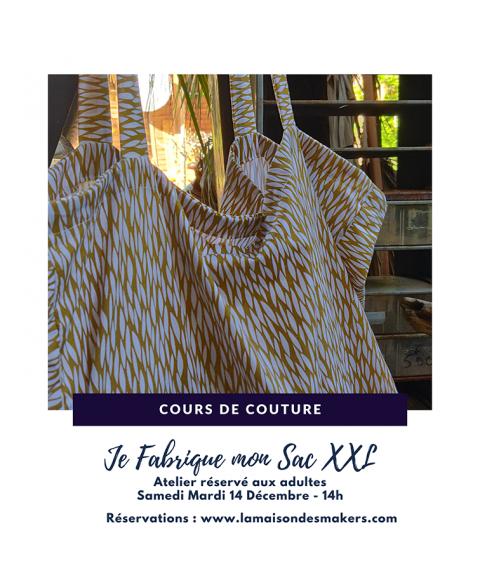 Cours de couture : Je Couds...